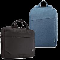 Krepšiai, kuprinės ir dėklai
