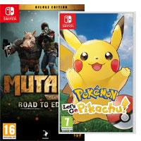 Nintendo žaidimai