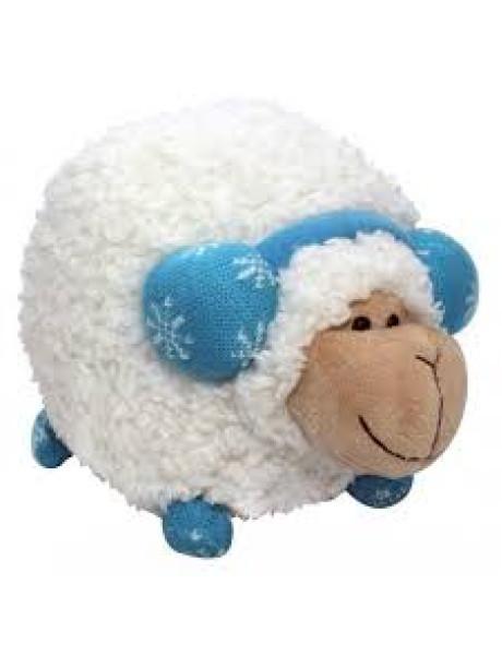 Avinas su žieminėmis mėlynomis ausinėmis, 20cm