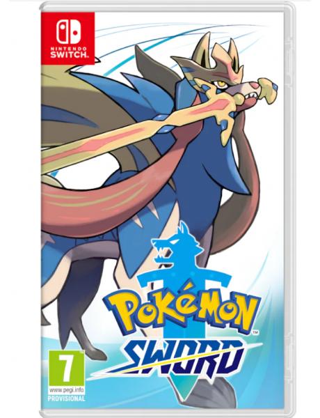 SWITCH Pokémon Sword UK4 211099