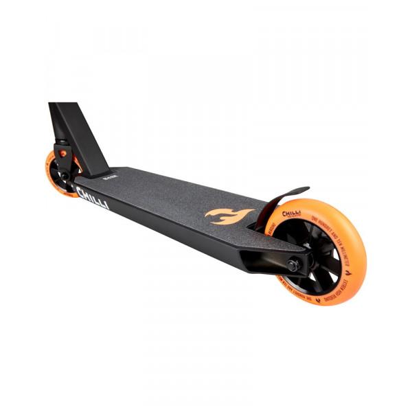 Paspirtukas Chilli Base Black/Orange 118-2
