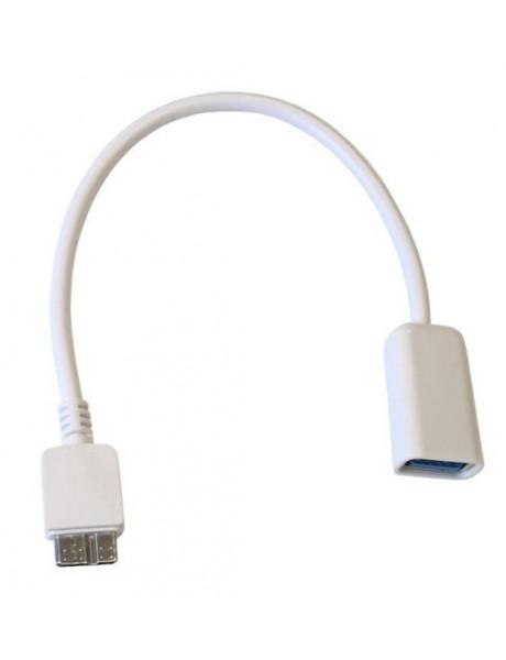 LAIDAS ART Adapteris USB 3.0 female/micro USB male (OTG) oem