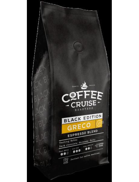 KAVA PUPELĖS COFFEE CRUISE GRECO 1KG