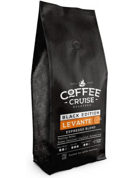 KAVA PUPELĖS COFFEE CRUISE LEVANTE 1KG