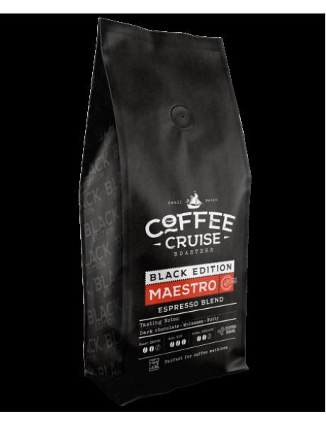 KAVA PUPELĖS COFFEE  CRUISE MAESTRO 1KG