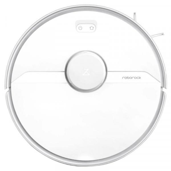 DULKIŲ SIURBLYS XIAOMI ROBOROCK S6 PURE S6P02-00 WHITE