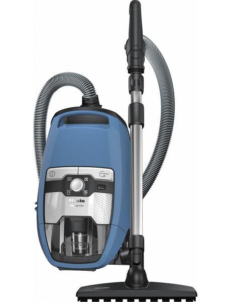 DULKIŲ SIURBLYS MIELE BLIZZARD CX1 Parquet Tech blue 10660020