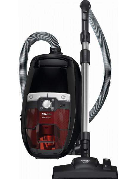 DULKIŲ SIURBLYS MIELE BLIZZARD CX1 Red Edition Obsidian Black 11693500