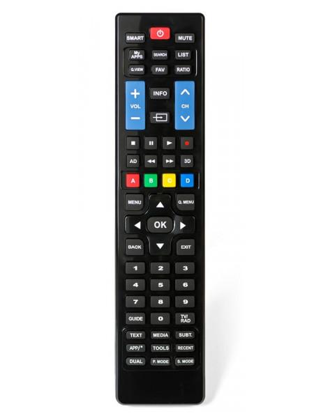 UNIVERSALUS DV PULTAS LG IR SAMSUNG TELEVIZORIAMS PAGAMINTIEMS NUO 2000M SU 3D VALDYMU SUPERIOR