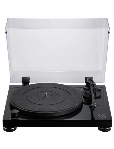 PATEFONAS Audio Technica AT-LPW50PB Turntable, Black