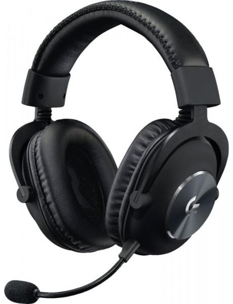 ŽAIDIMŲ AUSINĖS  LOGITECH G PRO X Gaming Headset - BLACK