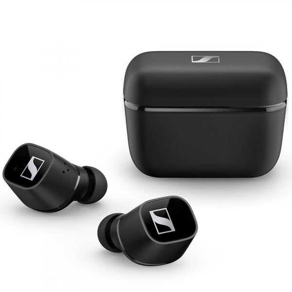BEVIELĖS AUSINĖS Sennheiser CX400TW1 Bluetooth True In-Ear Headphones, Wireless, Black