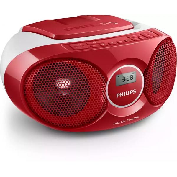 MAGNETOLA Philips AZ215R Red 3