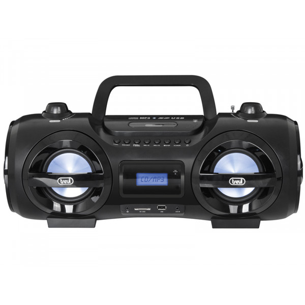 CMP 850 Trevi magnetola su CD/MP3 Black