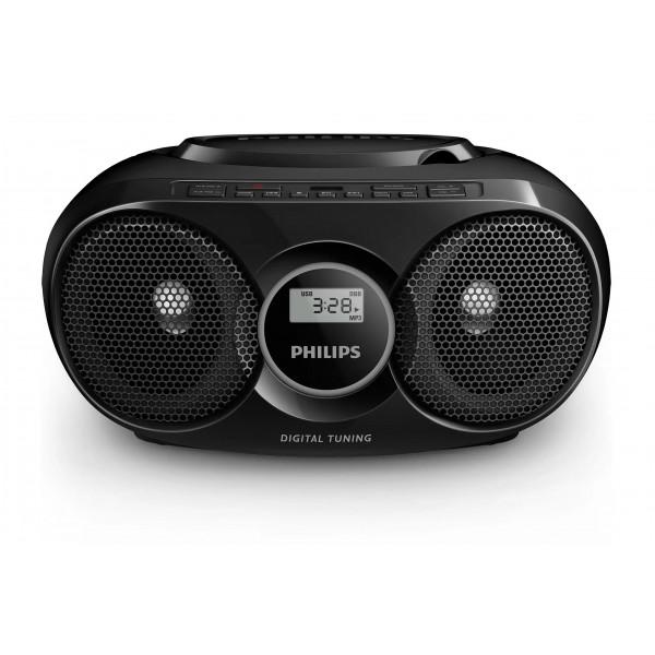 MAGNETOLA Philips CD Soundmachine AZ318B Compact design USB