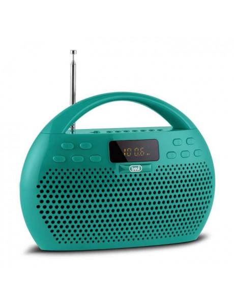 KB 308 BT Trevi Lilly BT radijo imtuvas Green