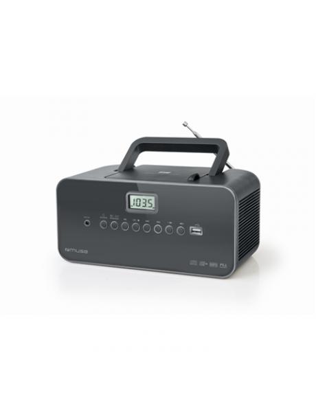 Radija Muse Portable radio M-28DG USB port, AUX in,