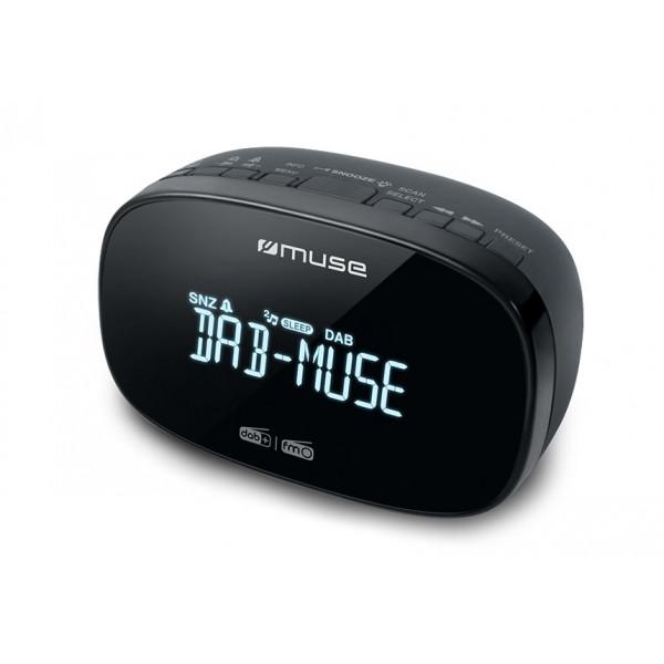 RADIJO ŽADINTUVAS Muse M-150 CDB Black
