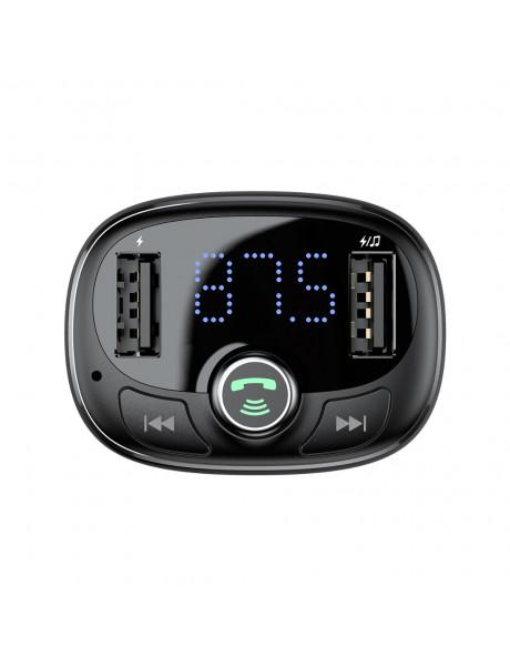 Automobilinis FM moduliatorius 12-24V su