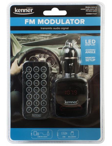 FM MODULIATOR KENNER FT-617 3-input (10)