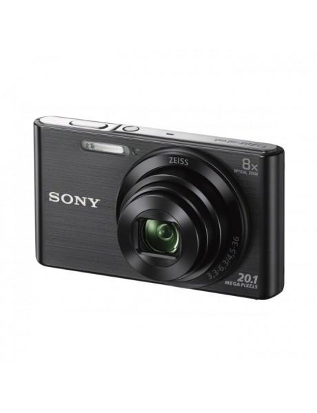 Fotoaparatas SONY CYBERSHOT W830 JUODAS