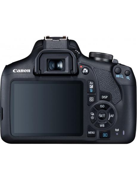 FOTOAPARATAS CANON EOS 2000D 18-55 II EU26 SLR Camera Kit