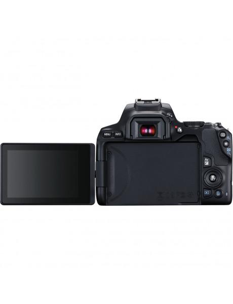 VEIDRODINIS FOTOAPARATAS Canon EOS 250D + 18-55mm IS STM SLR Camera Kit, Megapixel 24.1 MP, ISO 2560
