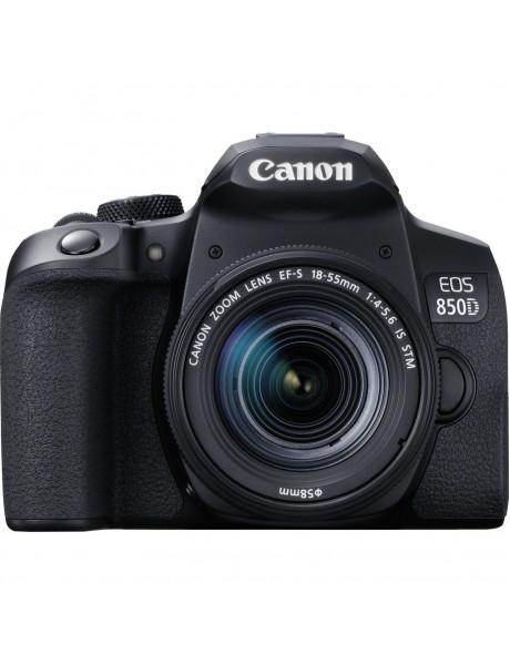 VEIDRODINIS FOTOAPARATAS Canon EOS 850D 18-55 S CP EU26 (SIP)
