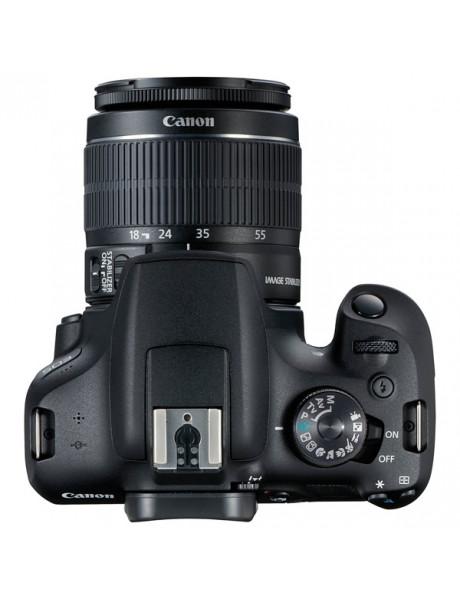 Fotoaparatas Canon EOS 2000D 18-55 III