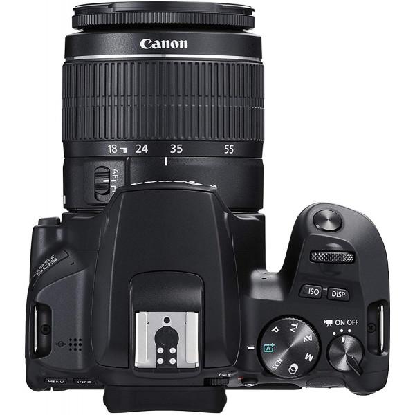 Fotoaparatas Canon EOS 250D + 18-55mm Kit, Black