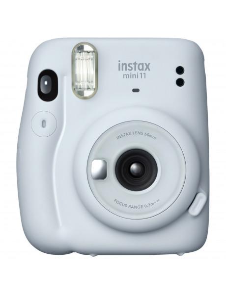 Momentinis fotoaparatas instax mini 11 Ice White+instax mini glossy (10pl)