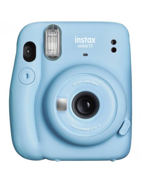 Momentinis fotoaparatas instax mini 11 Sky Blue+instax mini glossy (10p