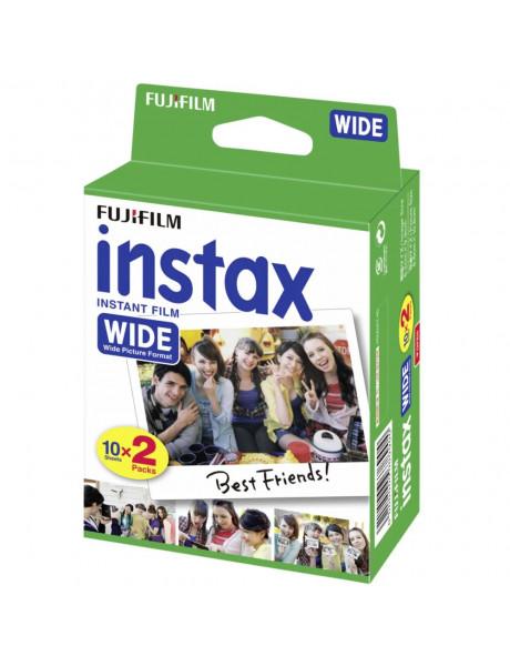 Momentinė fotoplokštė INSTAX WIDE GLOSSY(10plx2)