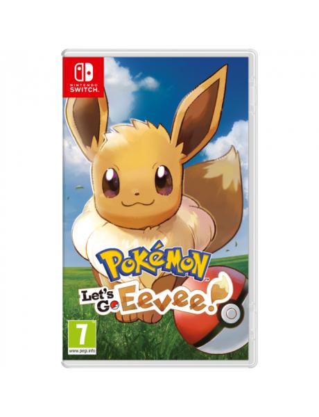 SWITCH Pokémon Let's Go Eevee UK4 211066