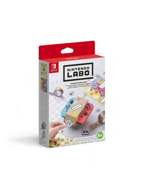 KONSTRUKTORIUS Nintendo Switch Labo Customisation Set EUR 212202