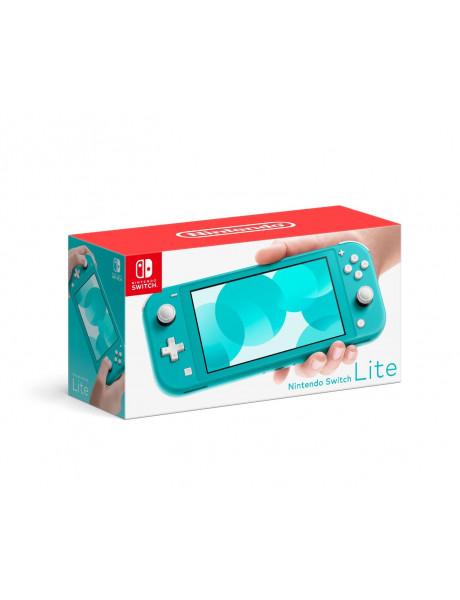 Žaidimų konsolė Nintendo SWITCH LITE HW Turquoise 210103
