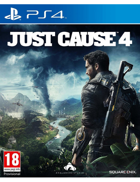 PS4 Just Cause 4