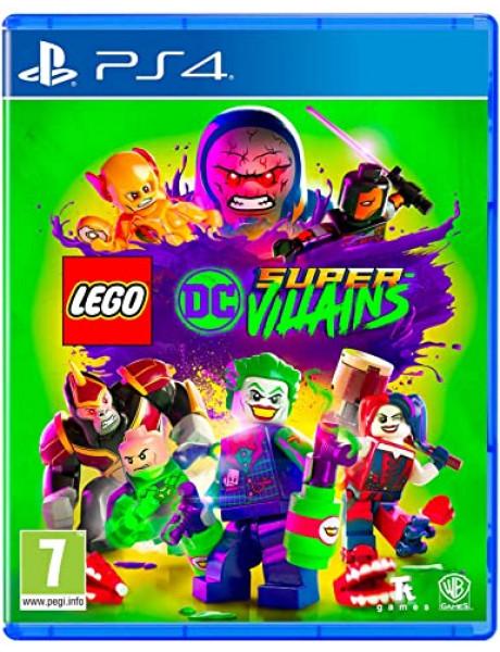PS4 LEGO DC Super-Villains