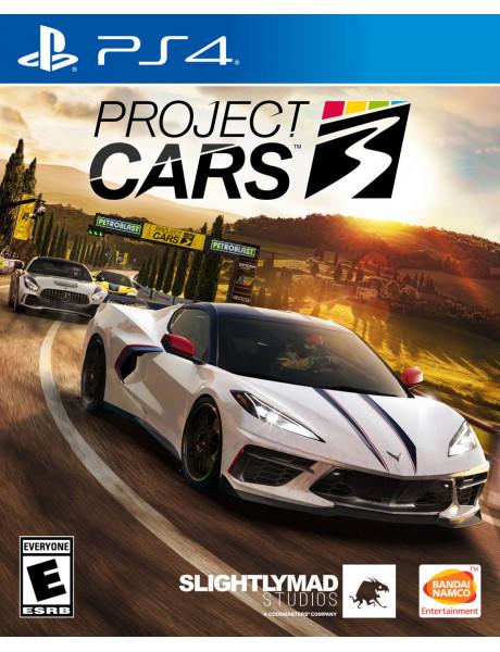 Žaidimas Project Cars 3 /PS4