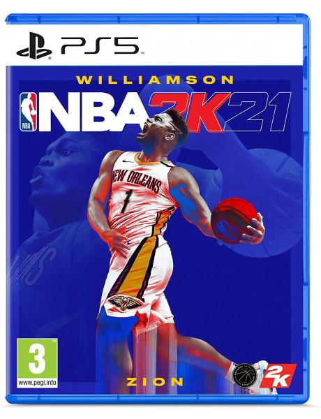 Žaidimas NBA 2K21 PS5
