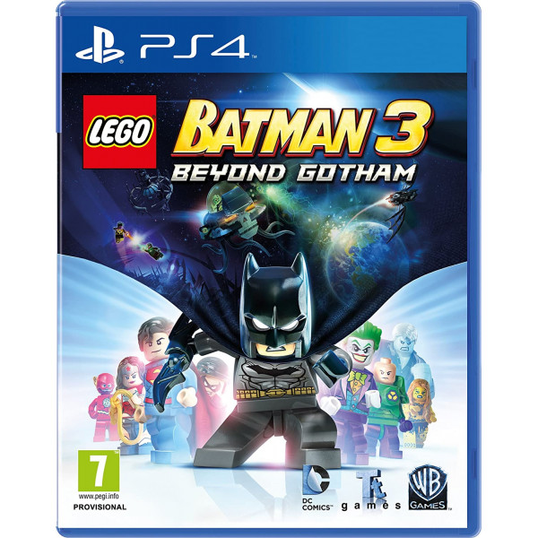PS4 LEGO Batman 3 : Beyond Gotham