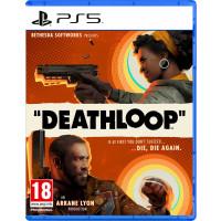 Žaidimas Deathloop (PS5)