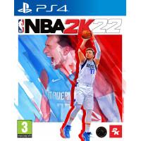 Žaidimas NBA 2K22 (PS4)