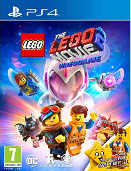 PS4 The LEGO Movie 2 Videogame - Toy Edition