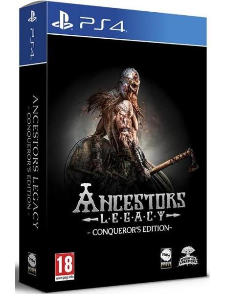 Žaidimas Ancestors Legacy: Conqueror's Edition PS4