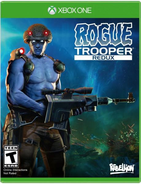 XBOX Rogue Trooper Redux