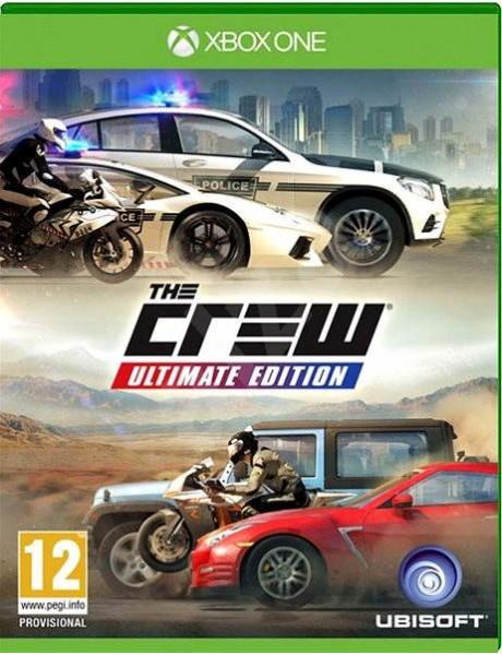 Žaidimas The Crew - Ultimate Edition /Xbox One