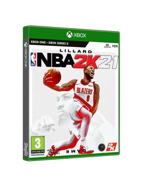 NBA 2K21 Standard Edition XBOX ONE