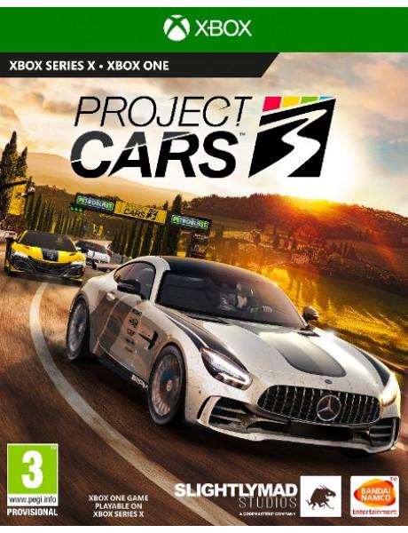 Žaidimas Project Cars 3 /Xbox One