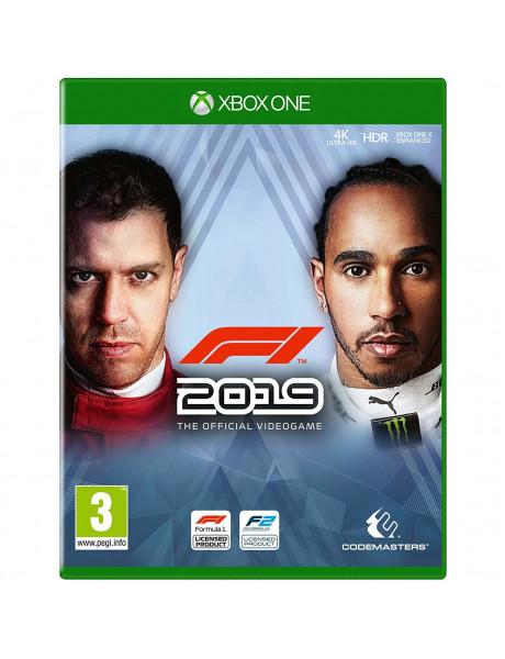 Žaidimas F1 2019 Standard Edition Xbox One